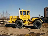 Тракторы с трехточечным навесным устройством К701Т, К-701Т-1, К-701Т-2